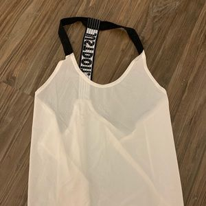 Breathable tank